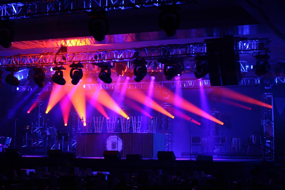 Event Lighting Nashville